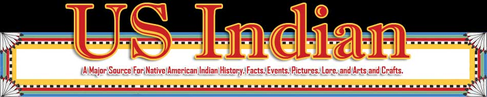 US Indian Banner